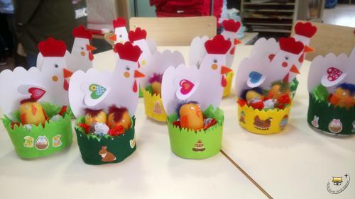 Bricolage du mercredi en attendant Pâques